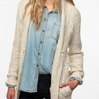 Urban Outfitters - Coincidence &amp; Chance Mixed Stitch Classic Cardigan