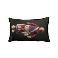 Ditta - American MoJo Pillow from Zazzle.com