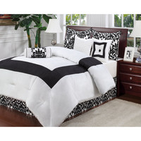 Whitney 7-piece Comforter Set | Overstock.com