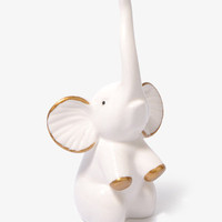 Elephant Ring Holder | FOREVER 21 - 1021784641