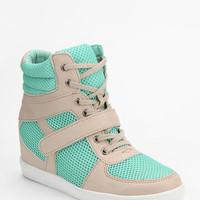 Deena &amp; Ozzy Mesh High-Top Sneaker