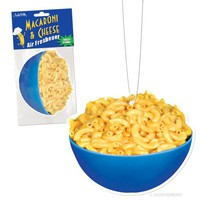 Macaroni & Cheese Air Freshener - Whimsical & Unique Gift Ideas for the Coolest Gift Givers
