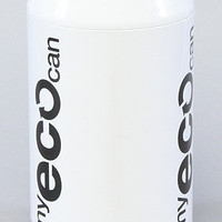 The My Eco Can in White : MollaSpace : Karmaloop.com - Global Concrete Culture