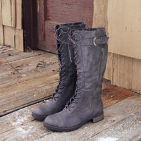 Outpost Lace-up Boots, Rugged Boots &amp; Shoes