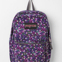 Urban Outfitters - Jansport Corduroy Bouquet Backpack