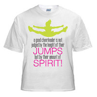 Amount of Spirit T-Shirt