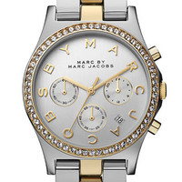 MARC BY MARC JACOBS 'Henry' Chronograph