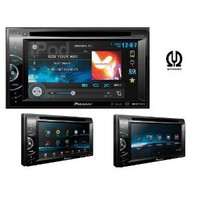 "Amazon.com: 2013 MODEL PIONEER AVH-X1500 DVD / AVHX1500 DVD In-Dash 6.1"" Touchscreen DVD/USB/MP3 Car Stereo Receiver w/ iPod Control, Pandora Support & MIXTRAX and Advanced App Mode for iPhone: Car Electronics"