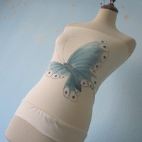 Dreaming  OOAK Top by Sihaya by TheButterfliesShop on Etsy