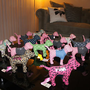17 VICTORIA'S SECRET PINK PLUSH TOY DOG