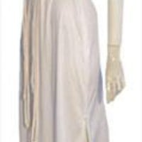 Grecian Goddess Sexy 70s Vintage Disco Dress