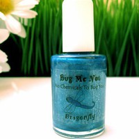 Dragonfly Natural Nontoxic Nail Polish by WillowTreeMinerals