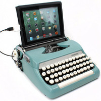 USB Typewriter Computer Keyboard  Smith Corona by usbtypewriter