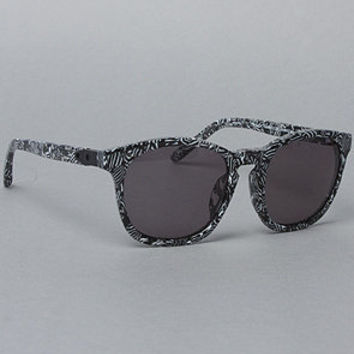 The Round Zebra Sunglasses : Alexander Wang : Karmaloop.com - Global Concrete Culture