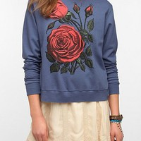 Truly Madly Deeply Tulip Back Sweatshirt