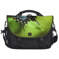 Butterfly Wings Laptop Bag from Zazzle.com