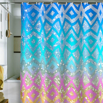 DENY Designs Home Accessories | Lisa Argyropoulos Shades Shower Curtain