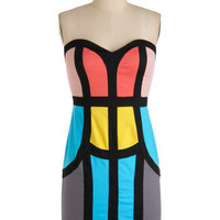 Sheath Comes in Colors Dress | Mod Retro Vintage Dresses | ModCloth.com