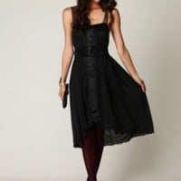 Free People FP New Romantics Twilight Details Dress at Free People Clothing Boutique
