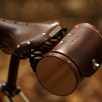 Bicycle Seat Barrel Bag