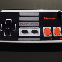 Hard iPhone Case NES Game Controller Custom by CreateItYourWay