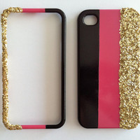 Custom Cell Phone Case Glitter by klaynedesigns on Etsy