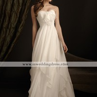Beach Bridal Gowns,Informal Wedding Gowns