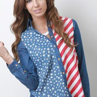 Sweet Patriot Top