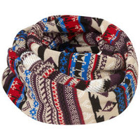 Aztec Fairisle Snood - Winter Accessories  - Accessories