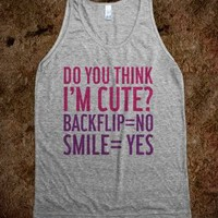 Do You Think I&#x27;m Cute - Quotes and Sayings