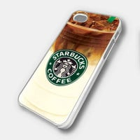 Starbucks Chilled Coffee NDR  iPhone 5 Case  by CaseApartment
