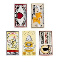 Poketo Vintage Matchbox Collection No. 2
