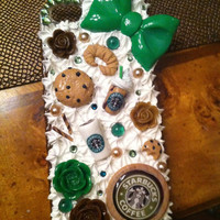 Starbucks Decoden iPhone 5 Case