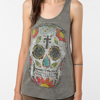 Urban Outfitters - Day of the Dead Tank Top