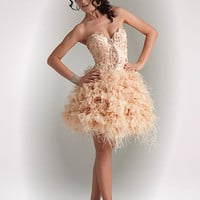 Jasz Couture 4403 Dress