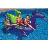 Amazon.com: Swimline Giant Sea Dragon Inflatable Pool Toy: Patio, Lawn & Garden