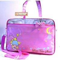 Sanrio Little Twin Stars Briefcase PC Notebook Laptop Case Holder Shoulder Bag Handbag