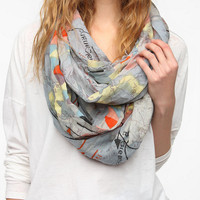 Urban Outfitters - BDG Around The World Eternity Scarf
