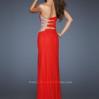 La Femme 18771 at Prom Dress Shop