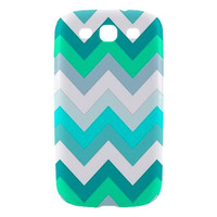 New Cool Chevron Pattern Samsung Galaxy S III Hardshell Case Cover Samsung Galaxy S3 Case