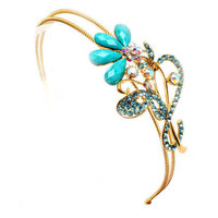 Pree Brulee - Embellished Crystal Headband