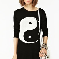 Yin Yang Knit