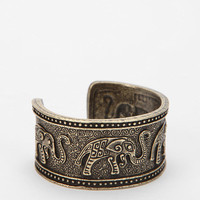Urban Outfitters - Vanessa Mooney Elephant Cuff Bracelet