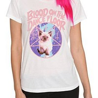 Blood On The Dance Floor Kitty Girls T-Shirt - 144287