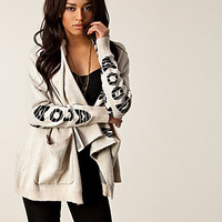 Tribal Chunky Cardigan, Mad Love