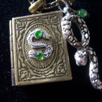 The many horcrux Diaries of a slytherin by 1luckysoul on Etsy