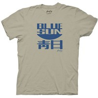 Firefly Shirts - Firefly Blue Sun T-Shirt by Animation Shops