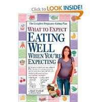 Amazon.com: What to Expect: Eating Well When You're Expecting (0019628133267): Heidi Murkoff, Sharon Mazel: Books