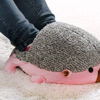 Hedgehog USB Feet Warmer - $28