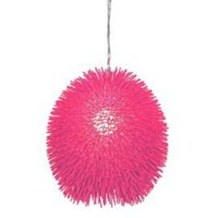 One Kings Lane - Varaluz - Urchin 1-light Pendant, Pink